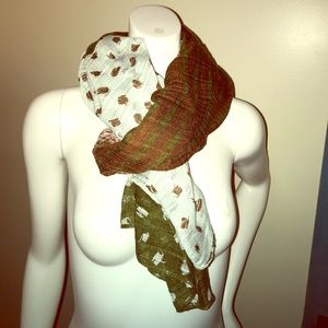 BCBGeneration scarf or shawl!
